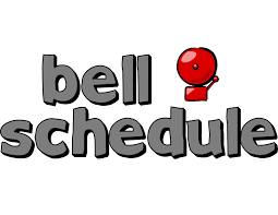 Updated TMS Bell Schedule - 2020-21