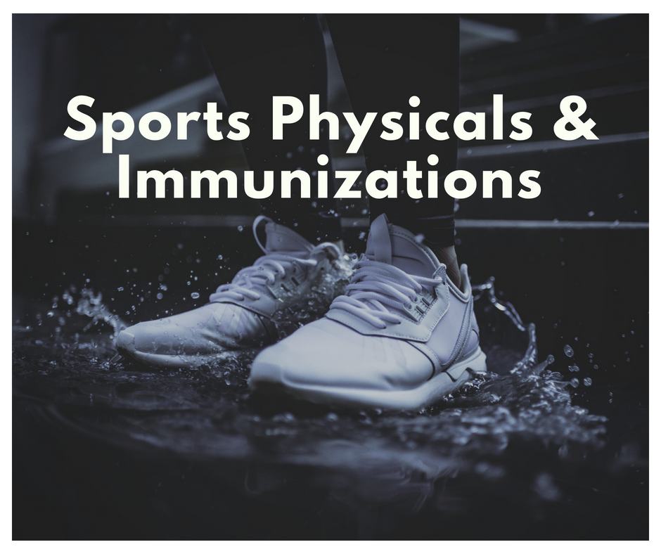 sports physicals clip art